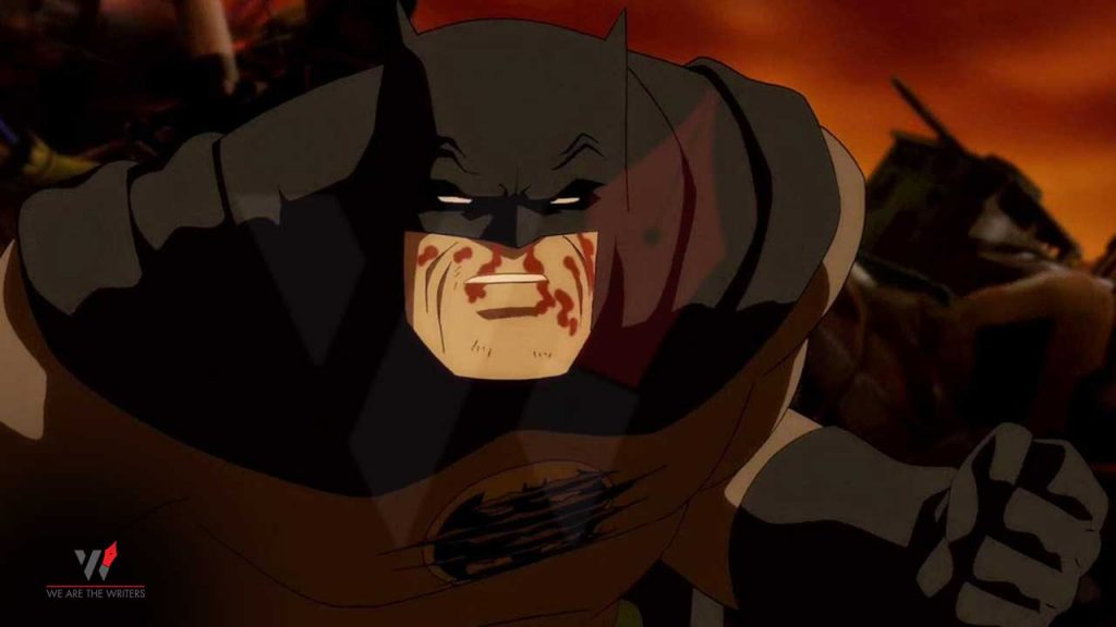 The Dark Knight Returns - Part 1 Batman Animated Movies
