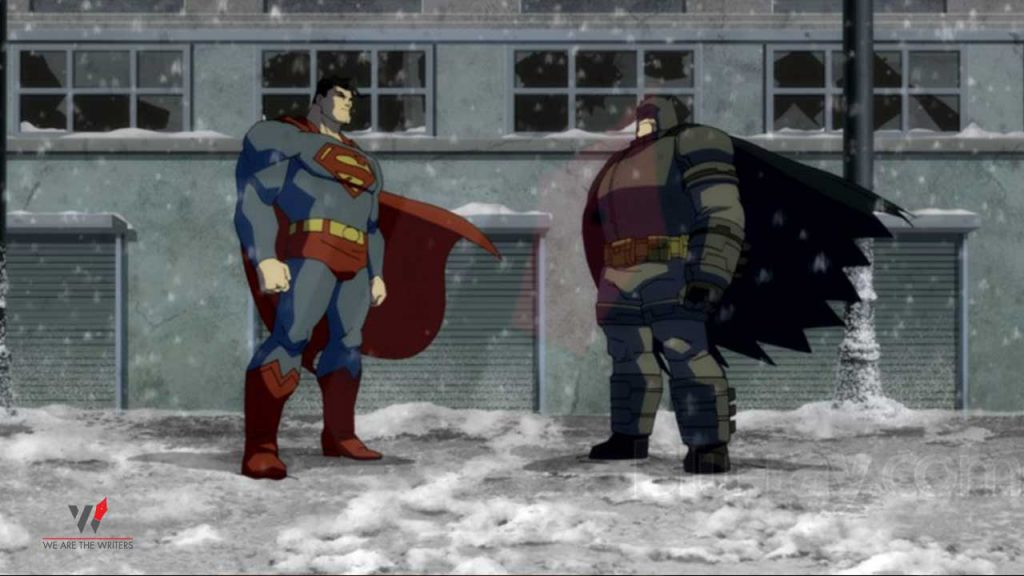 The Dark Knight Returns - Part 2 Batman Animated Movies