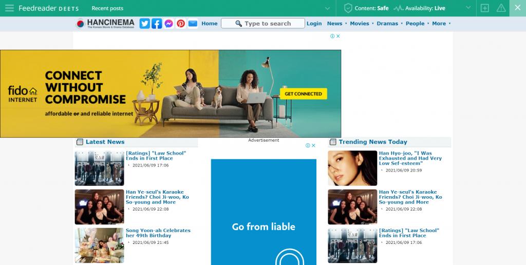 How To Watch Korean Dramas for free - HANCINEMA