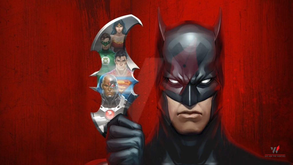 Justice League: Doom DC Animated Movies
