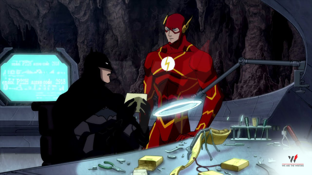 Justice League: The Flashpoint Paradox DC Animated Movies