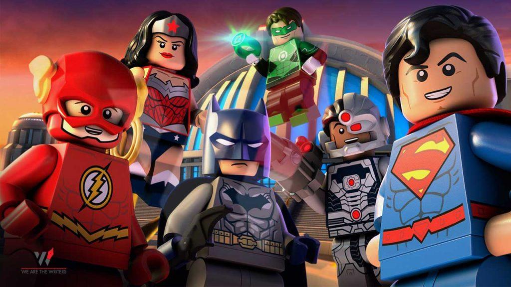 Lego Batman Batman Animated Movies