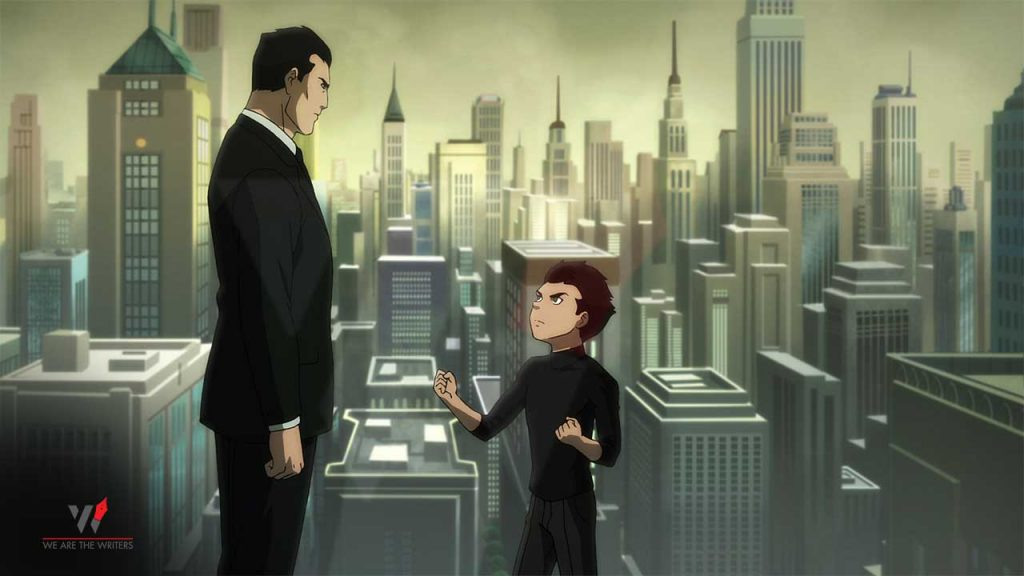 Son of Batman Batman Animated Movies