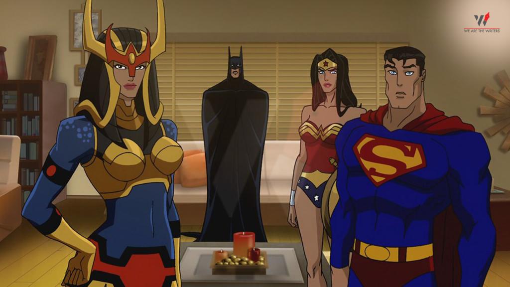 Superman/Batman: Apocalypse  DC Animated Movies