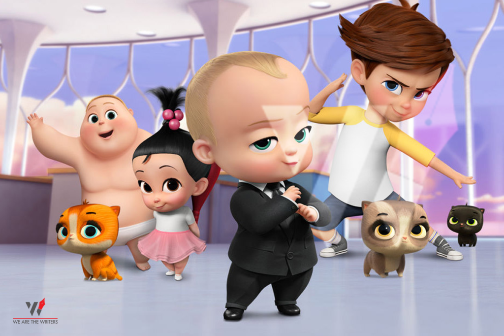 The Boss Baby - Movies Releasing in July 2021 on OTT
