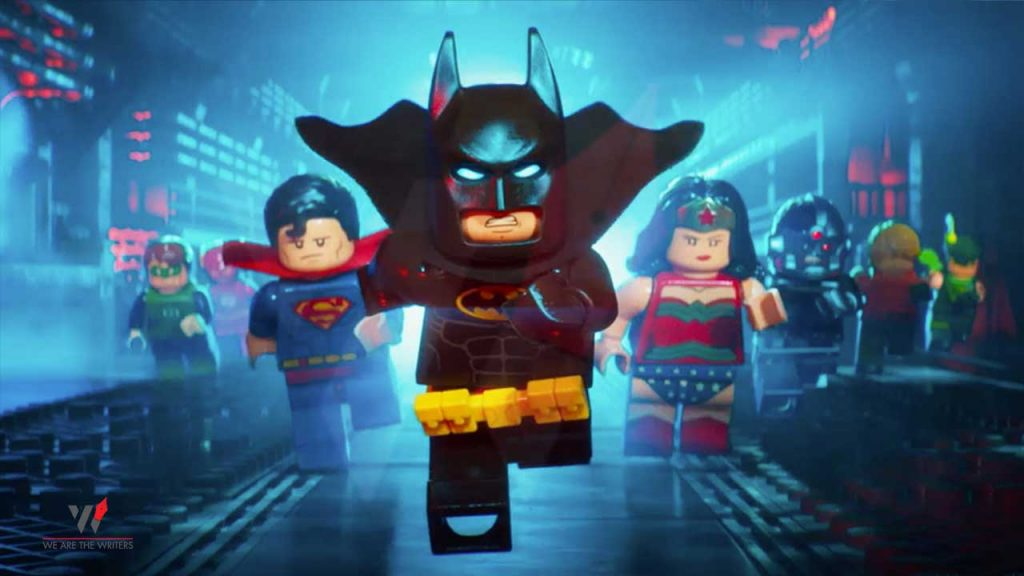 The Lego Batman Movie Batman Animated Movies