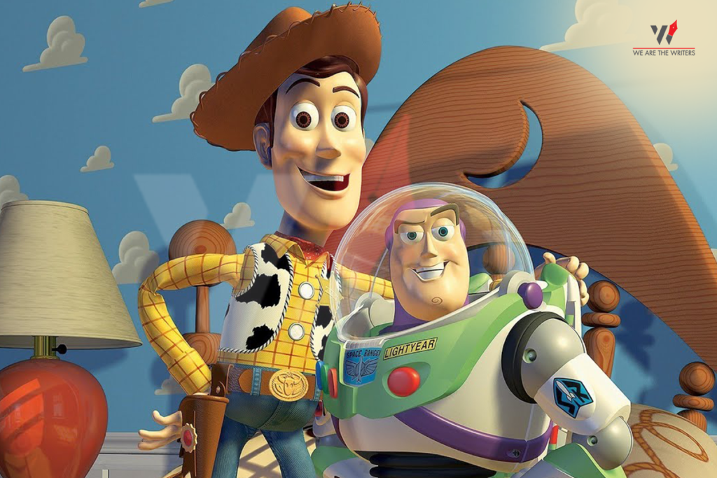 Toy Story Best Disney Movies of All Time