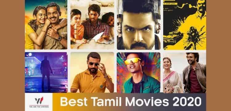 Best Tamil Movies 2020