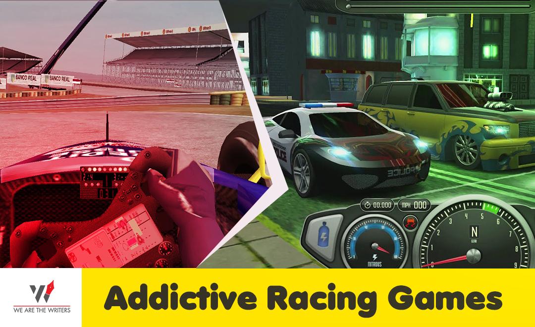 Addictive Racing Games best racing games