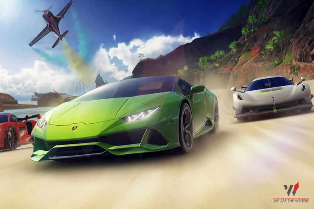 Asphalt 9 Legends free racing games