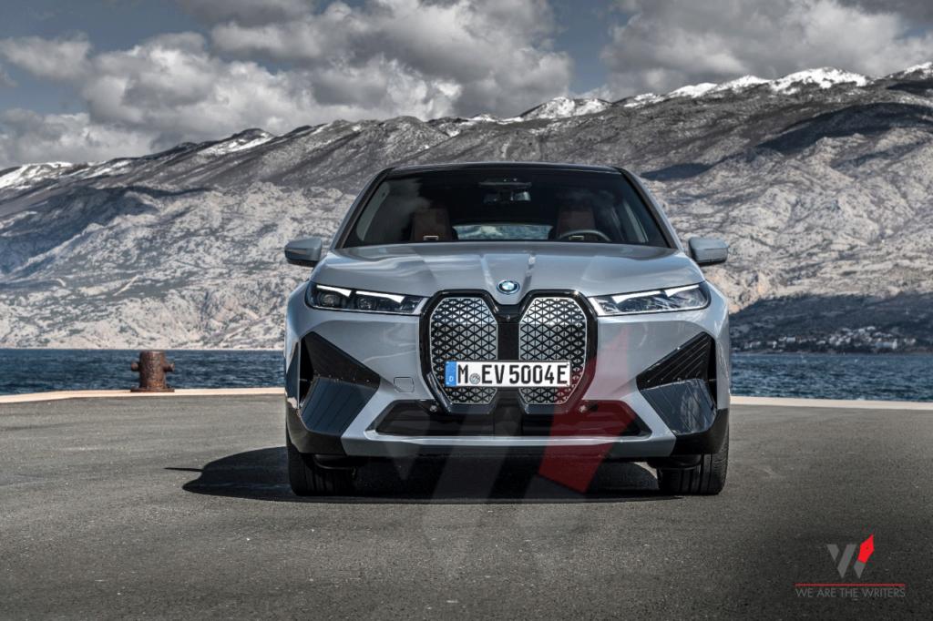 BMW Electric Car- BMW IX