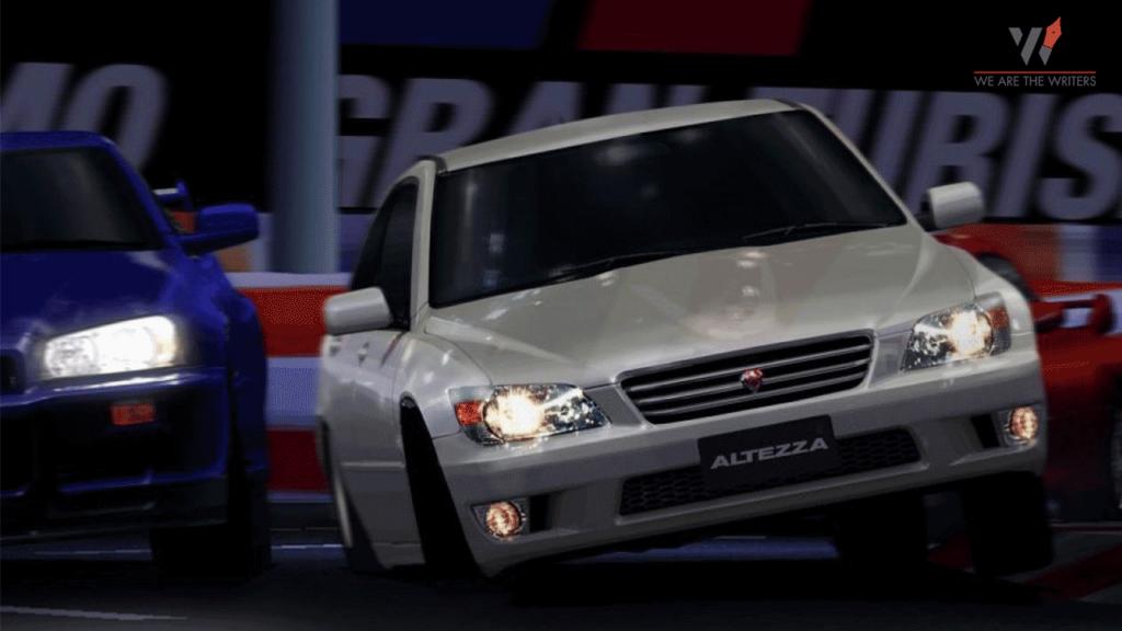 GranTurismo2 car racing games