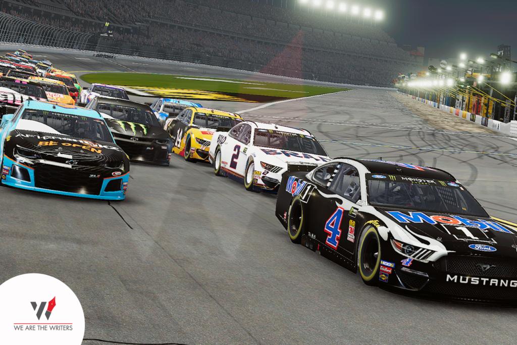 Nascar Heat 4 ps4 racing games