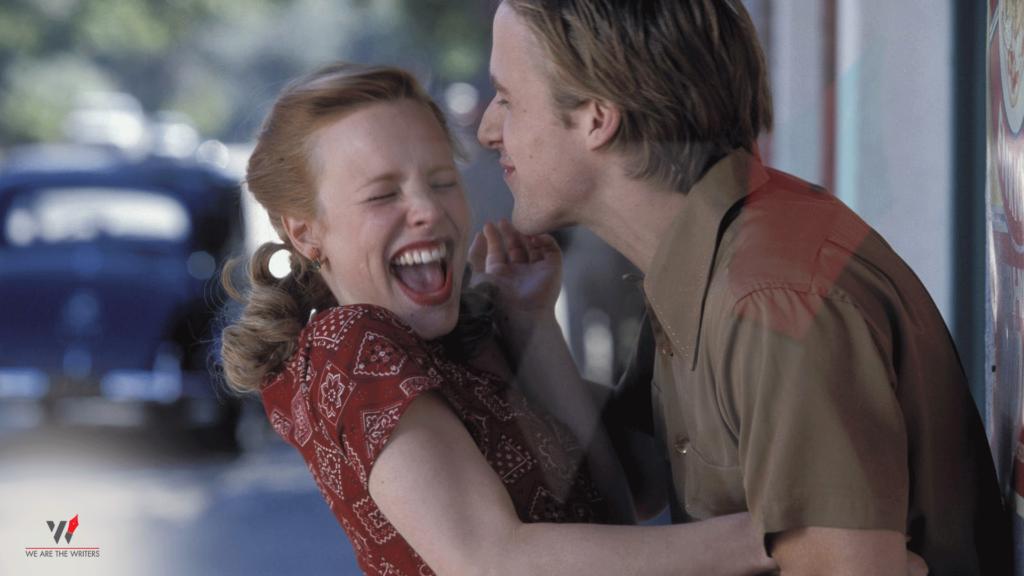 The Notebook romantic movie