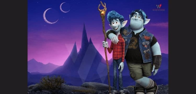 Onward- Disney movies 2020