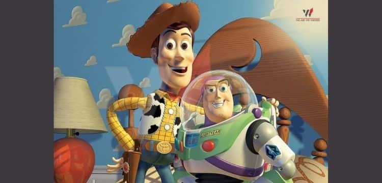 Toy Story- best Disney movies