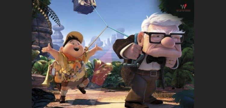 Up best- Disney movies
