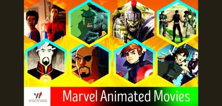 Marvel Animated Movies