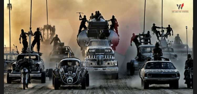 Mad Max: Fury Road- Best Action Movies