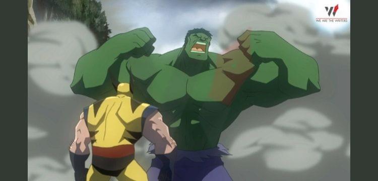 Hulk Vs- Marvel movies
