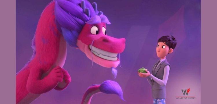 Wish Dragon- best movies on Netflix 2021
