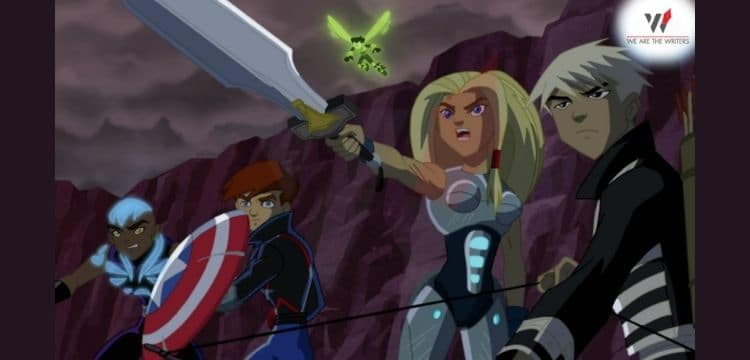 Next Avengers: Heroes of Tomorrow best Marvel animated movies