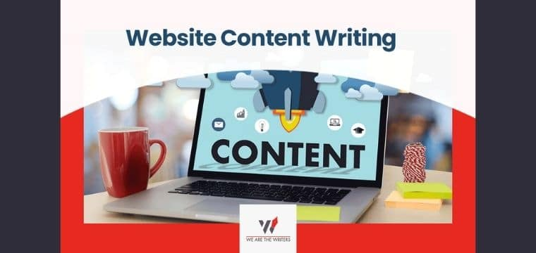 What is Website Content Writing