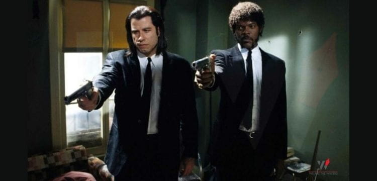 Pulp Fiction- best movies on Netflix