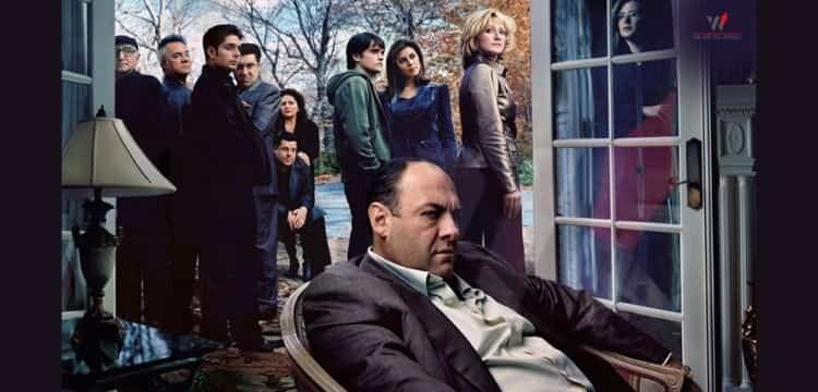 The Sopranos- best TV shows of all time