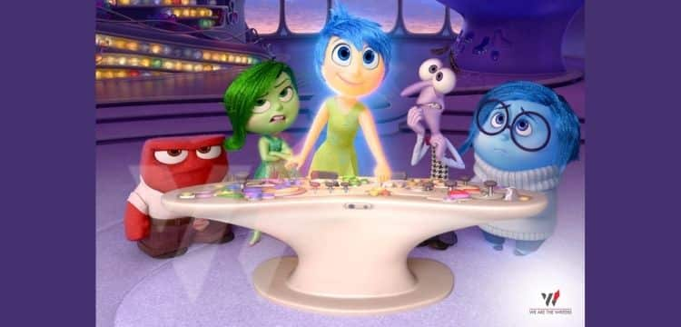 Inside Out- new Disney movies