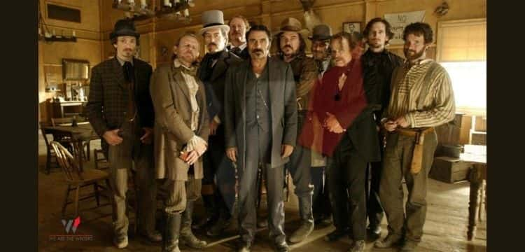 Deadwood- HBO Max shows