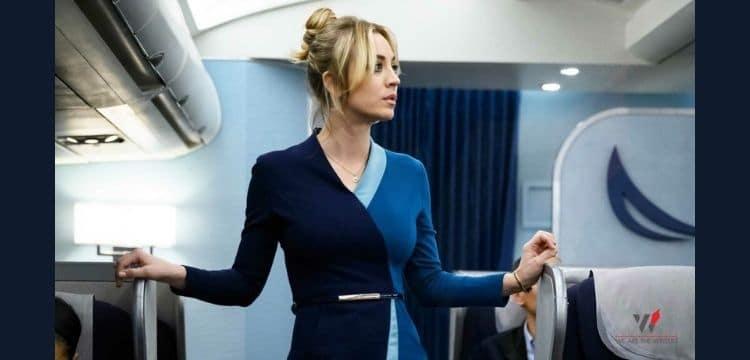 Flight Attendant- HBO max shows