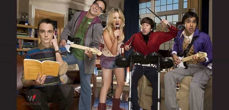 The Big Bang Theory- best HBO Max shows
