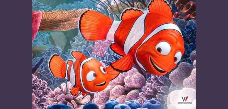 Finding Nemo- best Disney movies