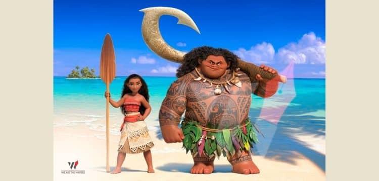 Moana- new Disney movies
