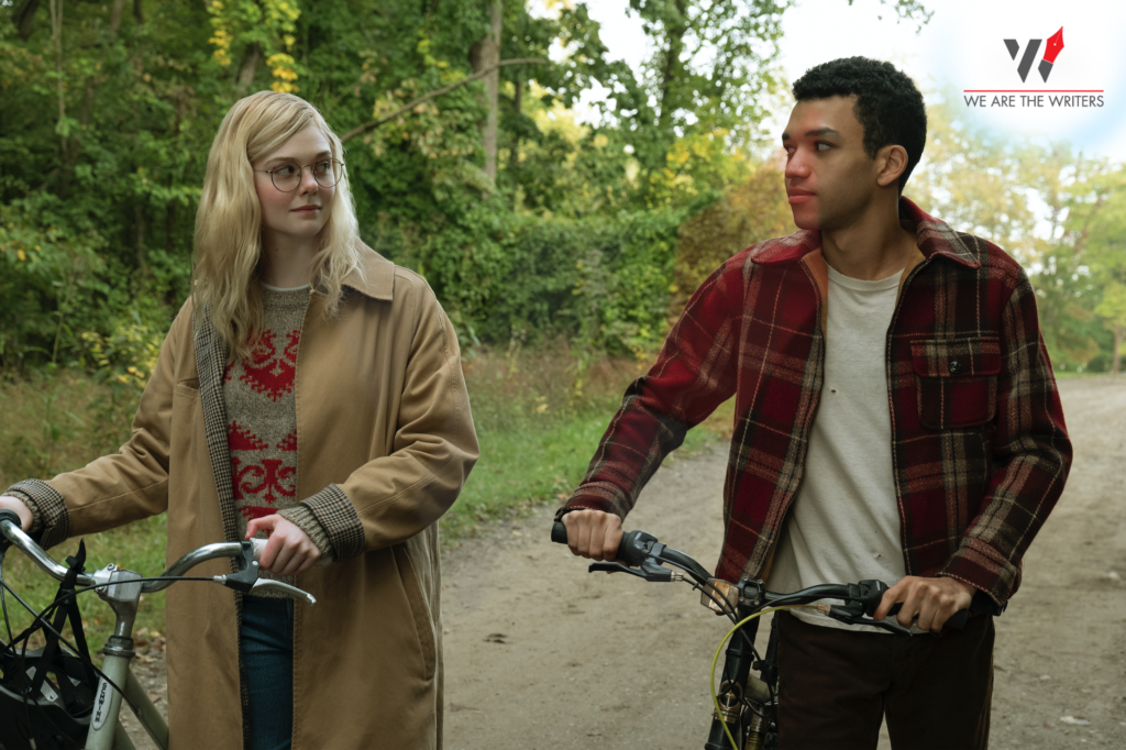 All the Bright Places romantic movies