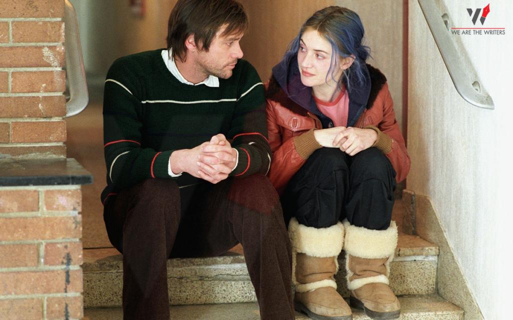 Eternal Sunshine of Spotless Mind romance movies