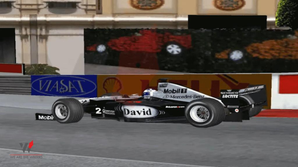F1 Challenge car racing games
