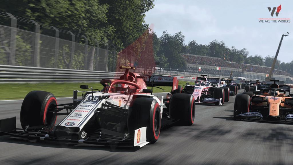 F1 2019 best racing games