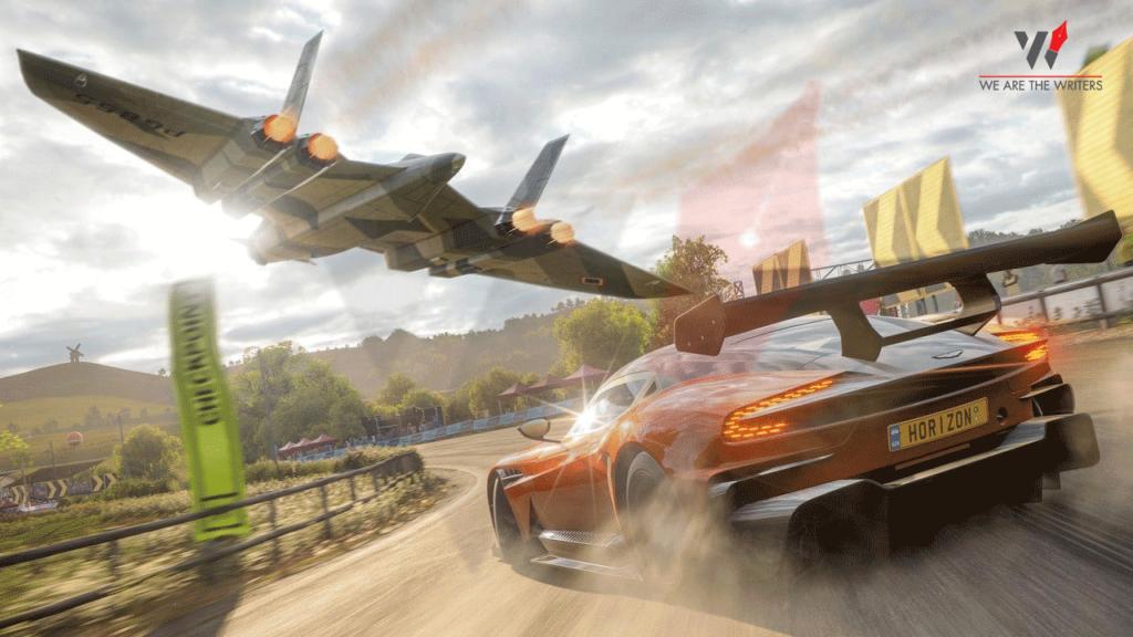 Forza Horizon 4 best racing games