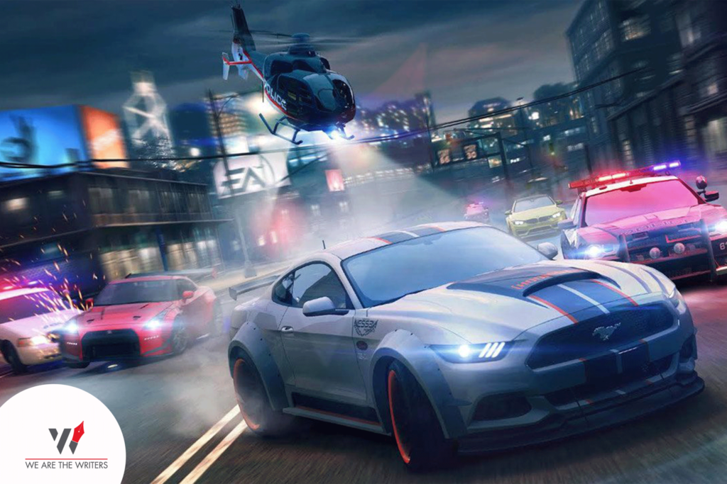 Need for Speed No Limits free racing games