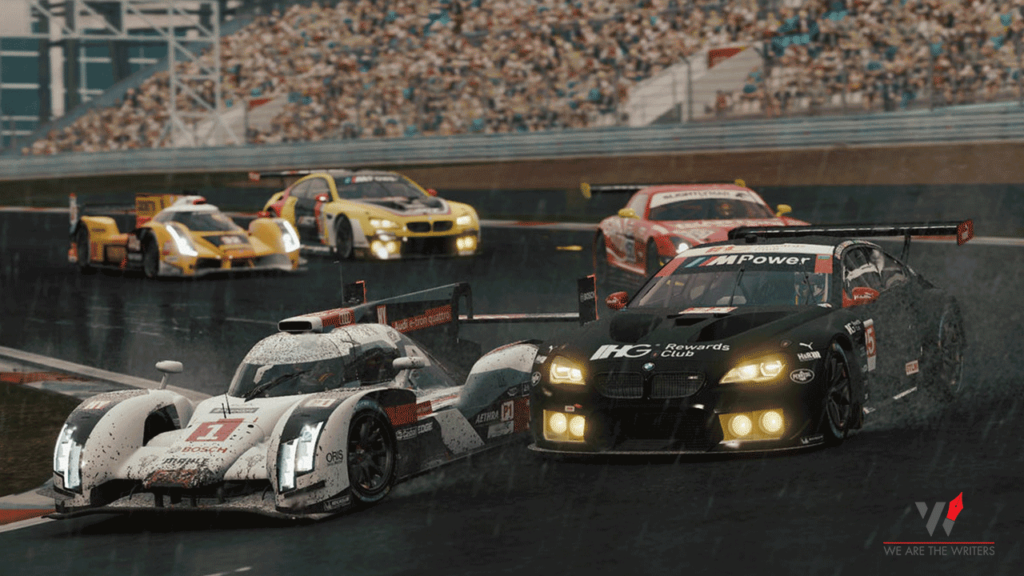 Project Cars 2 best PS4 racing games