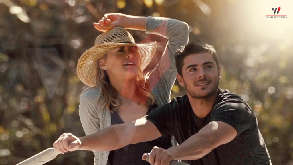 The Lucky One best romantic movies on Netflix