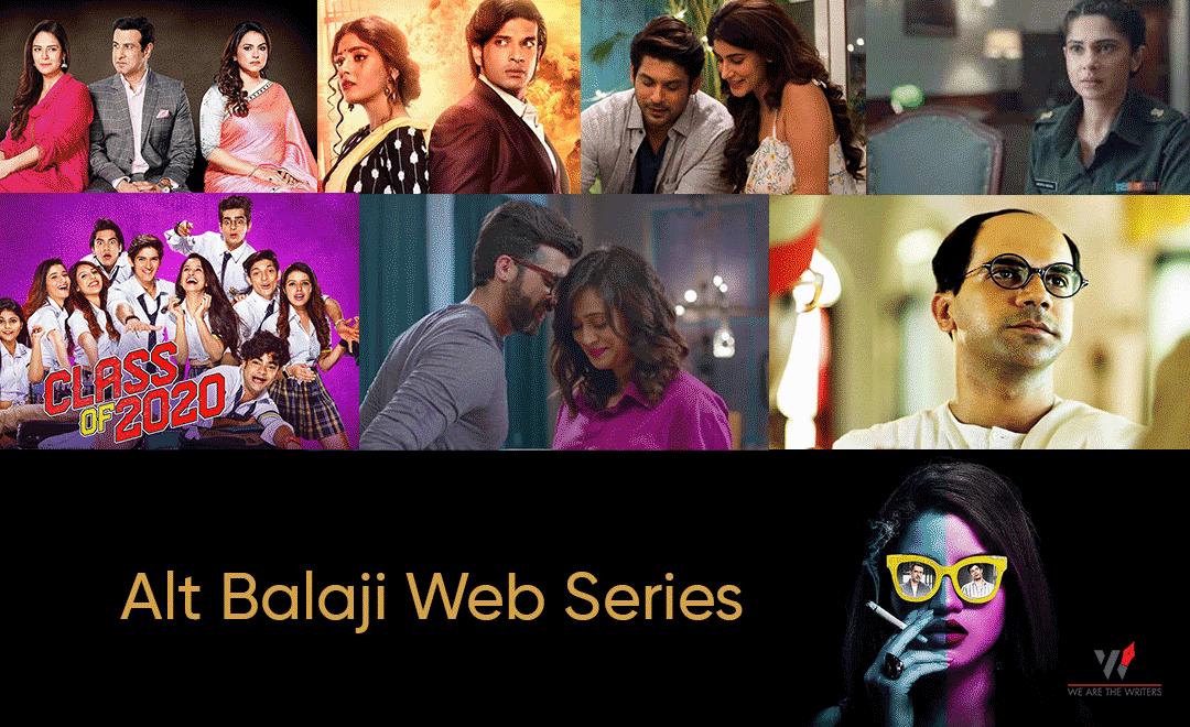 Alt Balaji Web Series