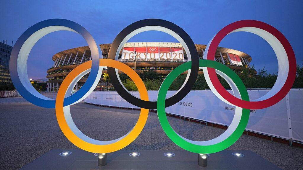 Olympic Rings - Tokyo 2020 Olympics