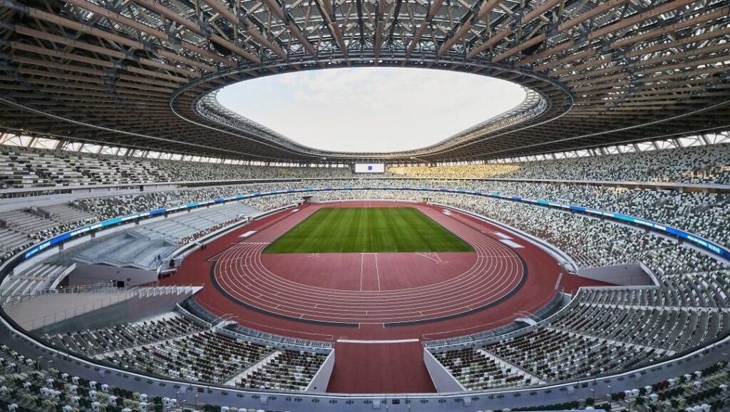 Tokyo Olympic 2020 Stadium