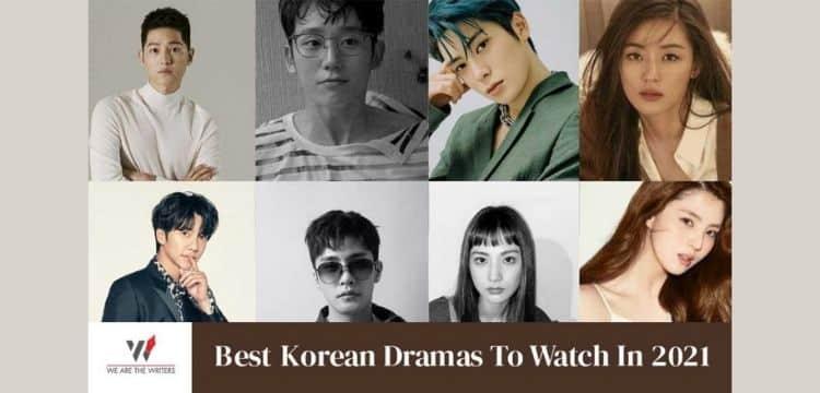 Best-Korean-Dramas-To-Watch-In-2021
