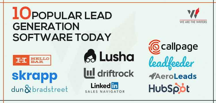 Popular Lead Generation Software