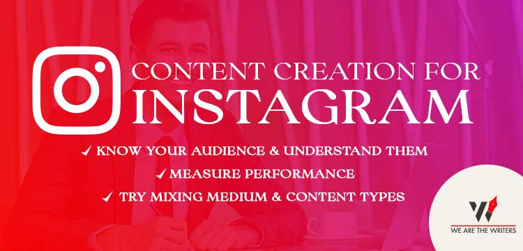 Content Creation for Instagram