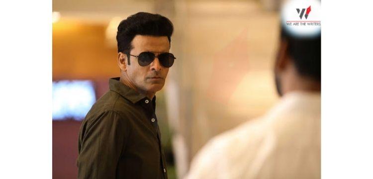 Manoj Bajpayee in Season 2